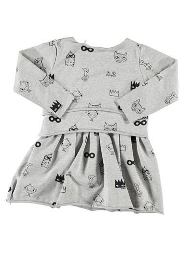 Wakamono Organik Elbise Renkli